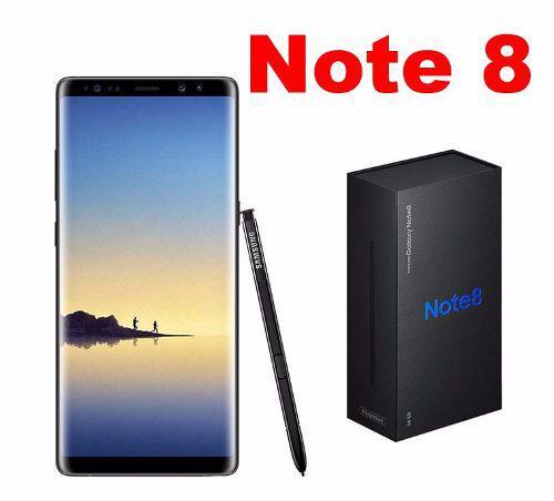 Samsung Galaxy Note 8 64gb Dorado Dual Sim Mercado Lider