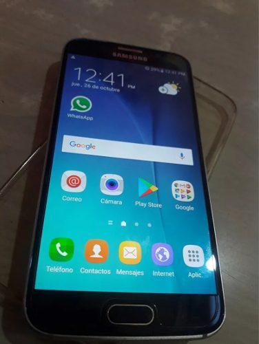 Samsung Galaxy S6 32gb Libre 4g Lte Buen Estado