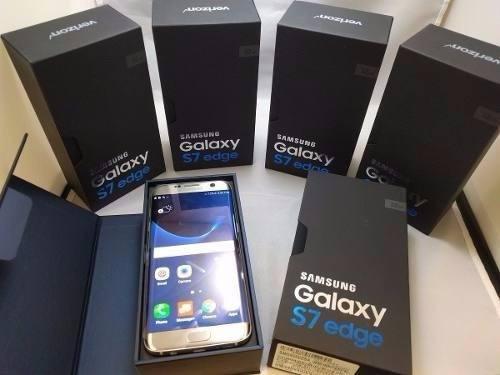 Samsung Galaxy S7 Edge 32gb Ram 4gb Libre De Fabrica