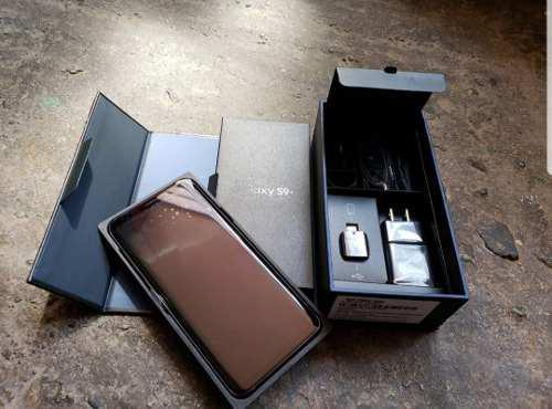 Samsung Galaxy S9 Plus 64gb Libre Fabrica Nuevo Cambio
