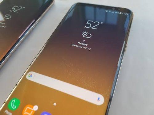 Samsung S8 Libre Imei Original 64gb Como Nuevo