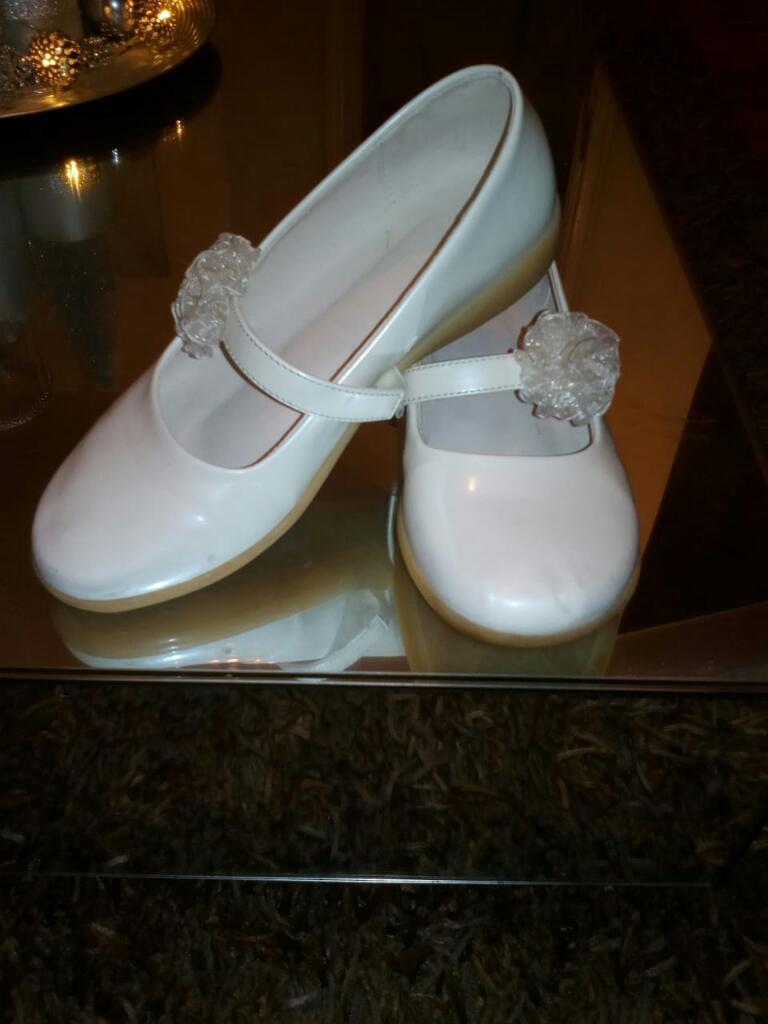 Zapatos de Vestir para Niña Tlla 34
