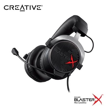 Audifonos Gamer Creative Gaming Sound Blaster H5 Pc Ps4 Xbox