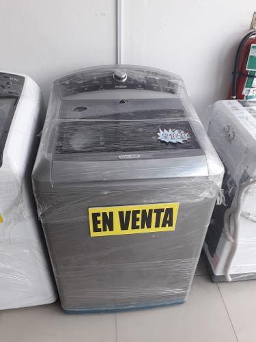 Lavadora Automática 22 Kg Grafito Mabe - Lmh22186zwgg0