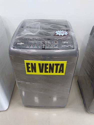 Lavadora Mabe 10 Kg Nuevo