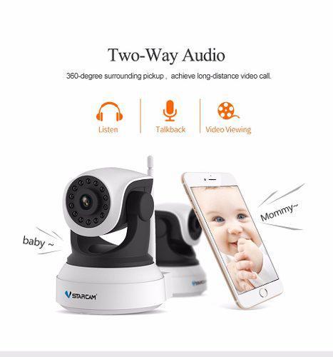 Monitor Para Bebe Audio Y Video Con Infrarro | Baby Call