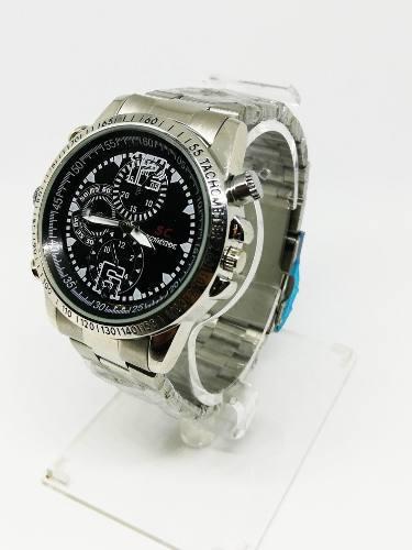 Reloj Camara Espia 8gb Grabación 720x480