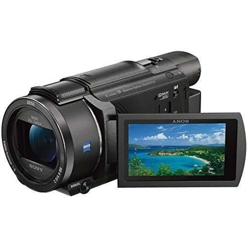 Sony Handycam Fdr-ax53 Wi-fi 4k Ultra Hd Videocámara Videoc