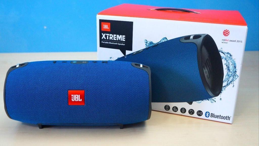 JBL Xtreme Parlante Bluetooth Azul Nuevo en Caja