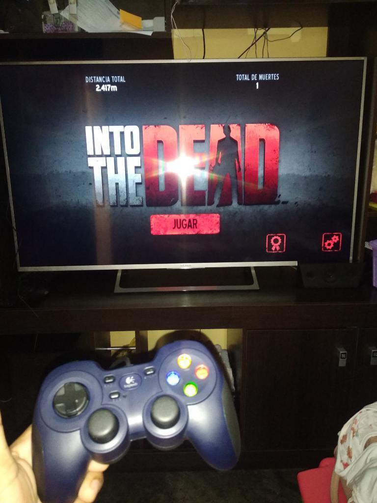 Vendo Mando Gamepad F30 para Tv Android