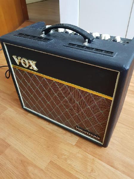 Amplificador Vox Vt20 de 30 Watts