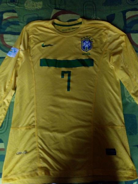Camiseta Brasil Copa América Argentina