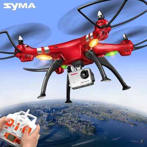 Dron Zyma X8hg Con Cámara Incluido, Transmisión En Vivo