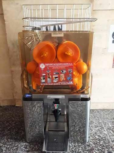 Exprimidor De Naranjas Szpil Gtx-3000 Importaciones Leon G.l