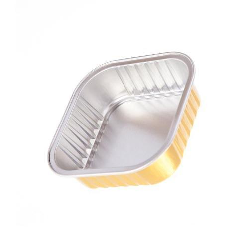 Pirotines De Aluminio 125 Ml. X 50 Und. 2do Set Con 50% Dsct