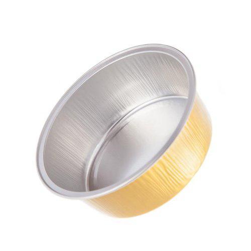 Pirotines De Aluminio 150 Ml X 50 Und. 2do Set Con 50% Dscto