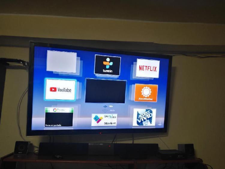 Televisor Panasonic de 47 Pulgadas