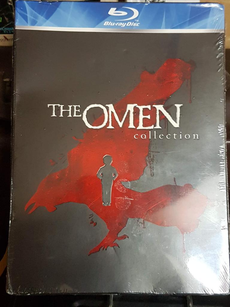The Omen Collection La Profecía Blu Ray