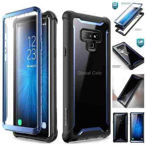 Case Galaxy Note 9 8 S9 Plus Galaxy S8 Plus Carcasa 360°