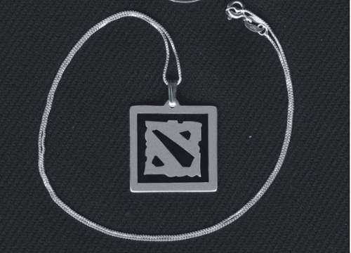 Collar(Dije Y Cadena) Dota En Plata 950