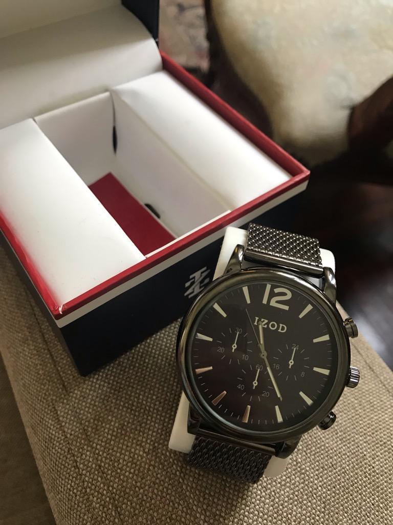 Reloj Izod para Hombre Original