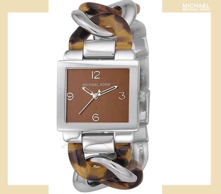 Reloj para mujer MICHAEL KORS auténtico usado como nuevo