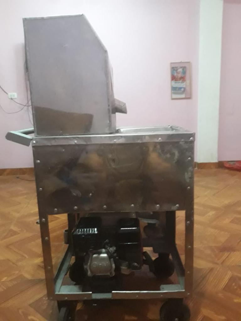 Extractor Jugo de Caña de Azucar