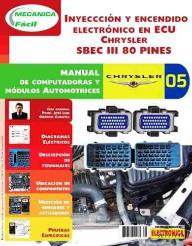 Manual De Computadora Chrysler Sbec Iii 80 Pines