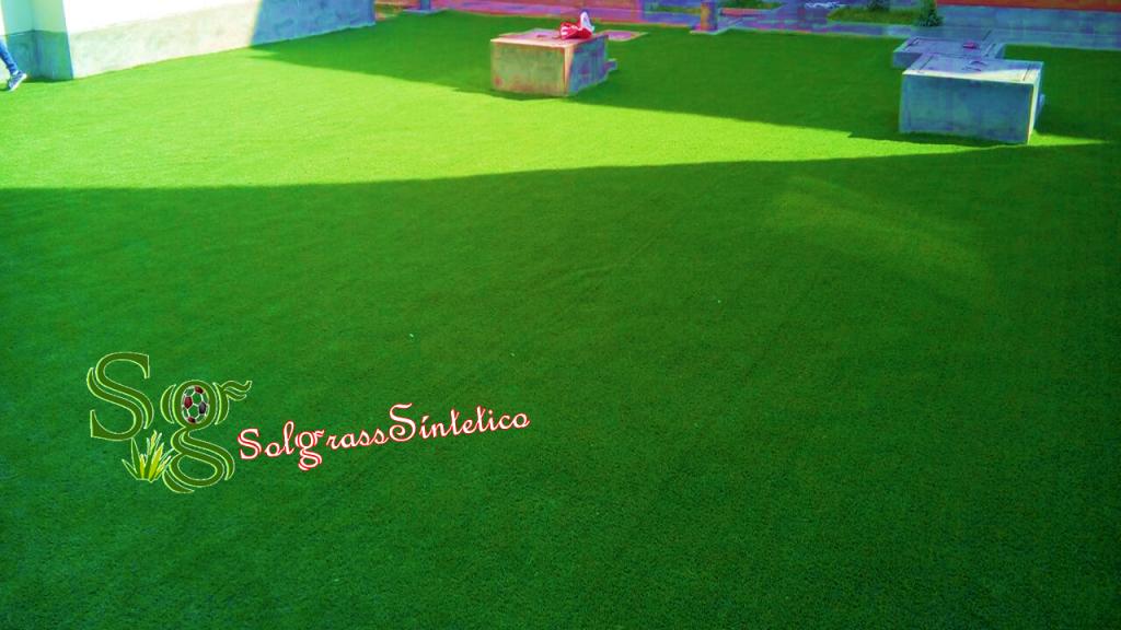 promoción de grass sintético decorativo 20 mm instalación