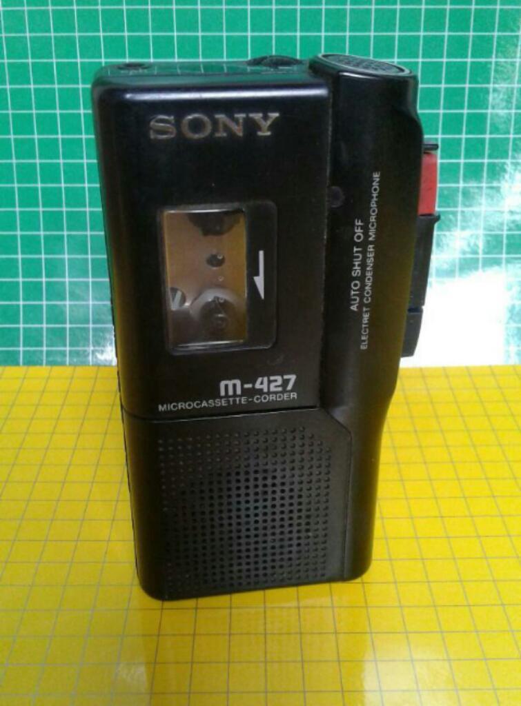 Grabadora de Mano Sony