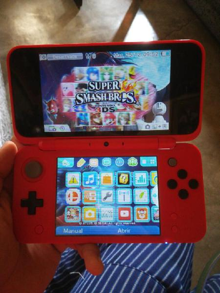 New Nintendo 2ds Xl. Edicion Pokemon