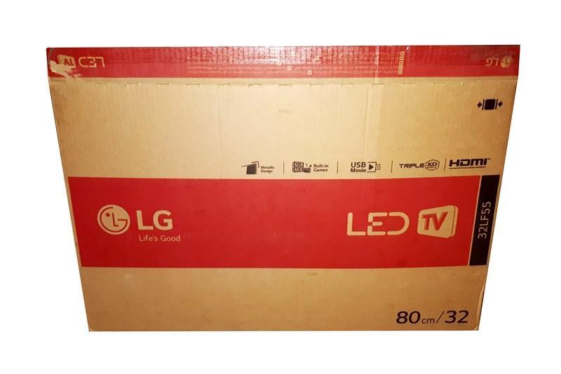 REMATE: TV LED LG DE 32' FULL HD CASI NUEVO EN CAJA