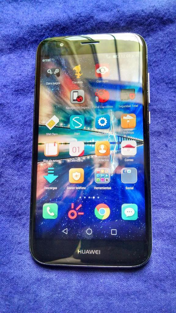 Huawei G8 RIO Metálico Libre Huella Digital 16GB 2GB RAM