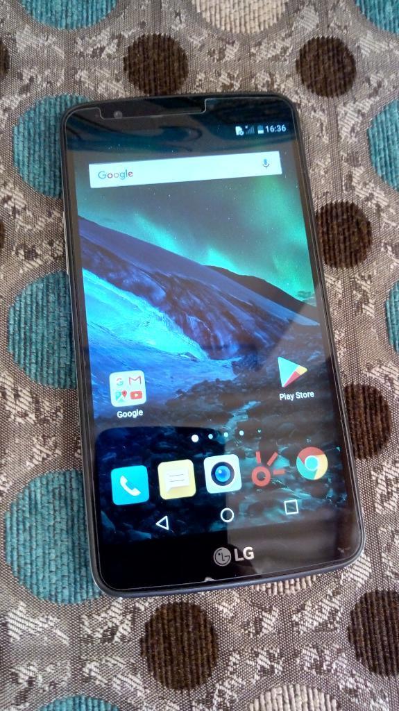 LG Stylus 3 PLUS Libre Operador Huella Digital 4G Bitel