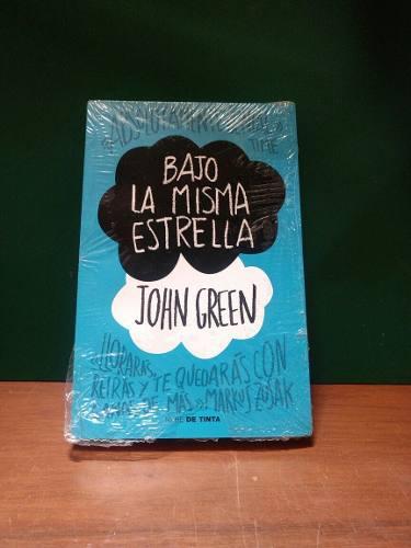 Libro Bajo La Misma Estrella De Jhon Green (nuevo)