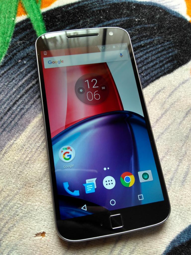 Motorola Moto G4 Plus Modelo 64GB 4GB RAM 16Mpx Cámara