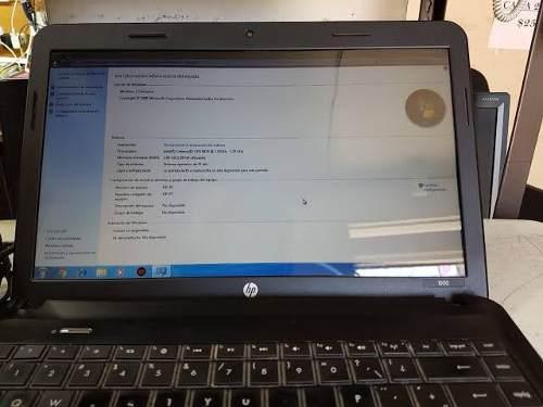 Se Vende X Partes Laptop Hp.1000 1210 La