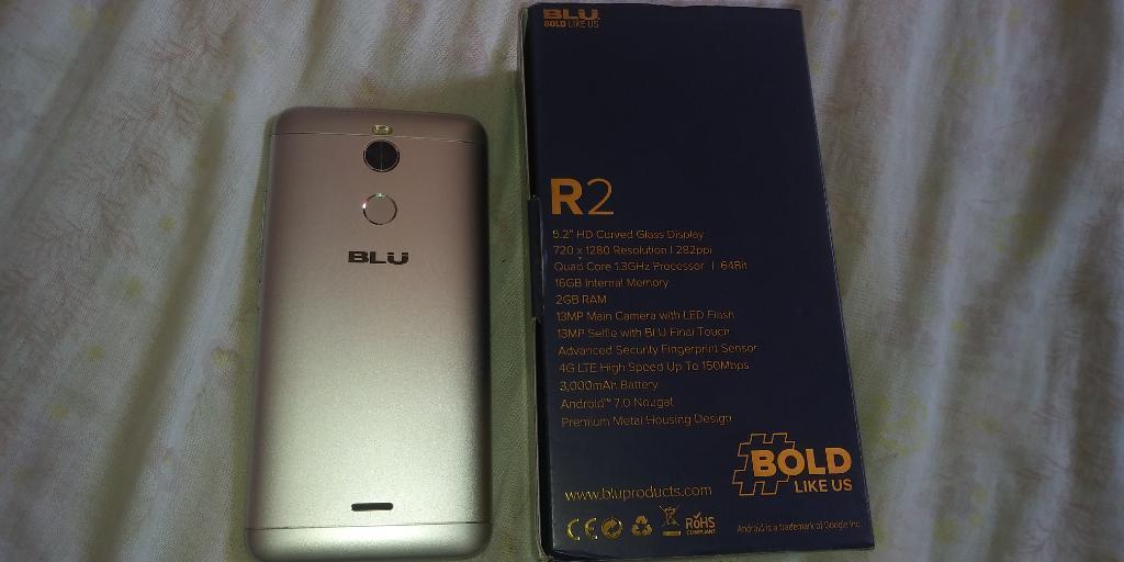 Vendo O Cambio Blu R2 Lte 2gb Ram 16gb H