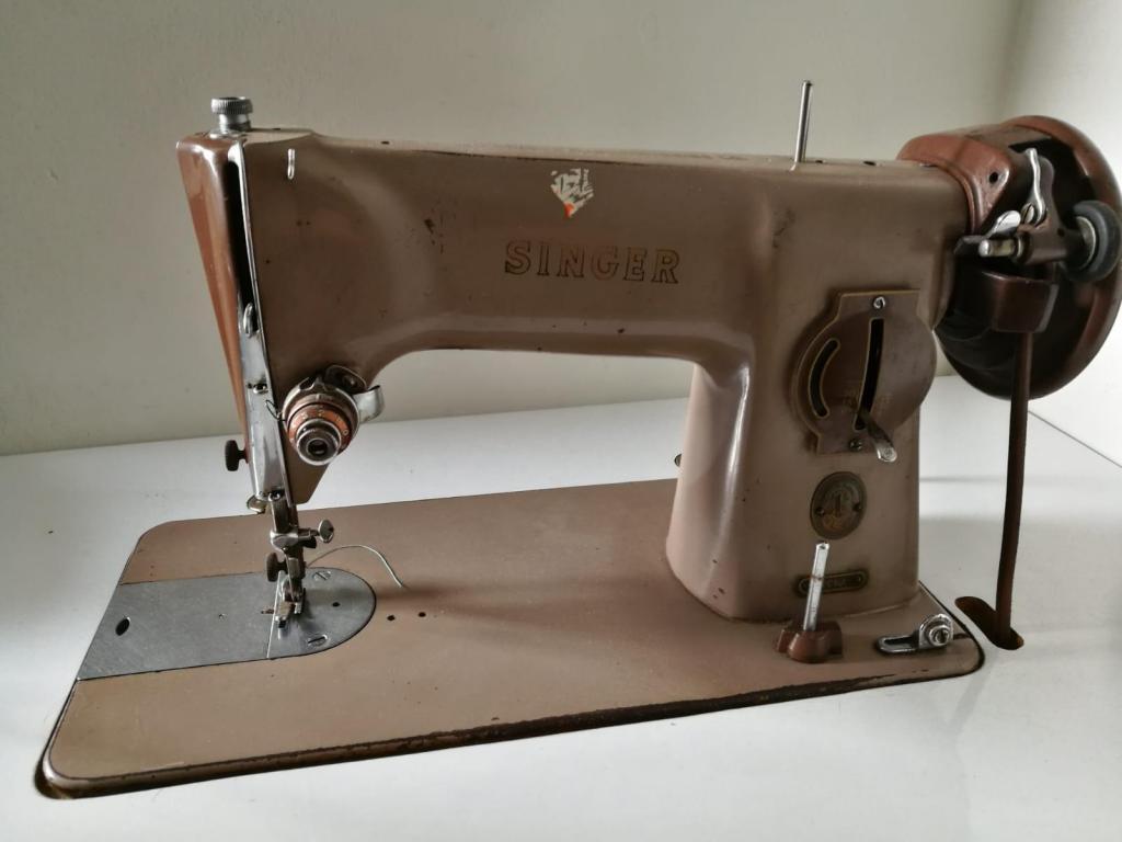Máquina de Coser SINGER de colección