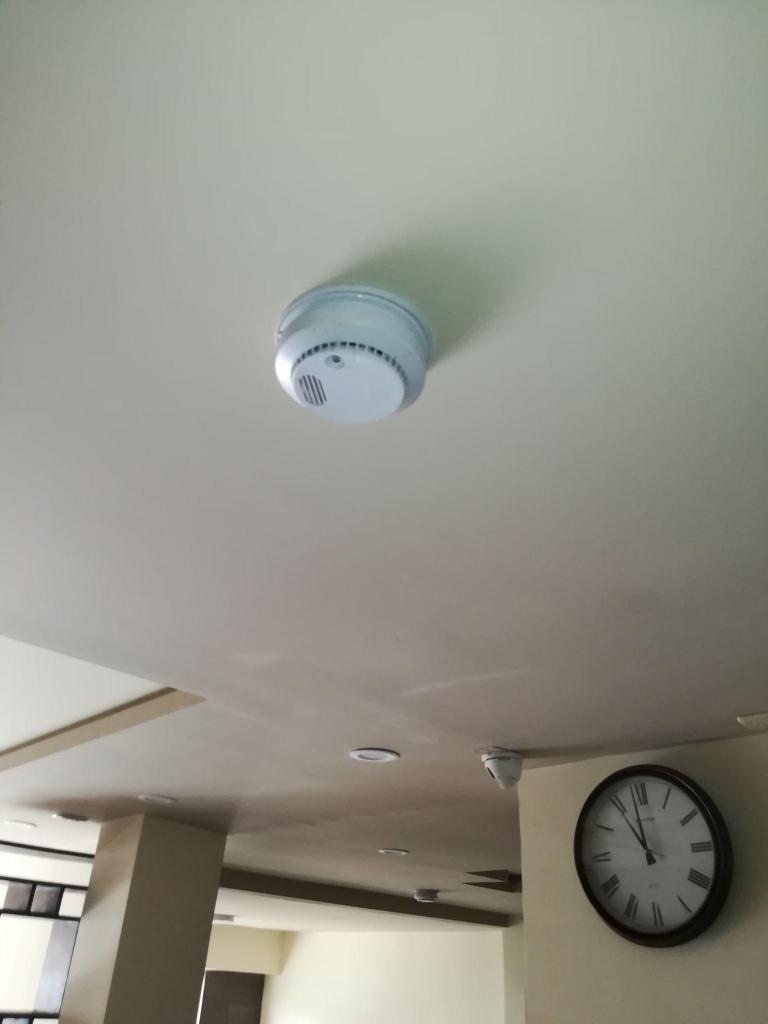 3 detector humo MARCA PALUX
