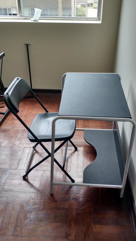 Escritorios y sillas para oficina