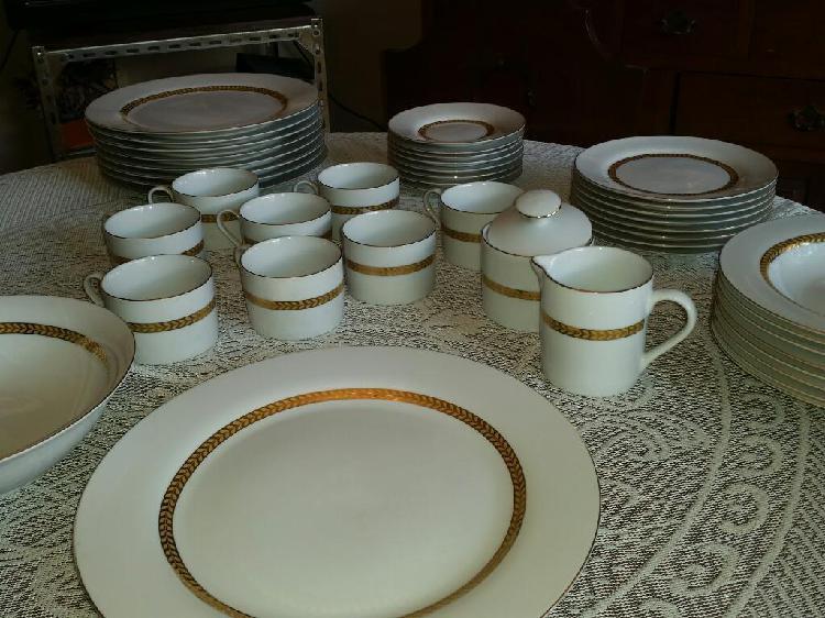 Fina Vajilla de Porcelana