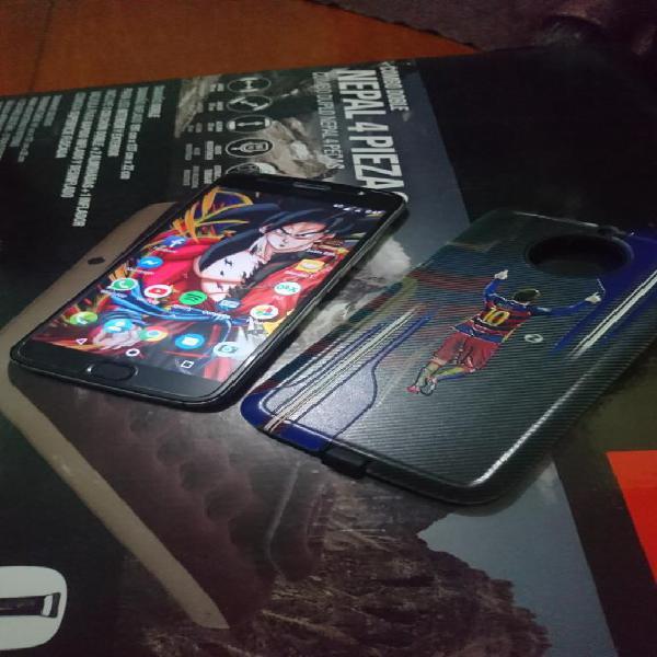Moto G5 S Plus 4g Libre 16m 8 Frontal C