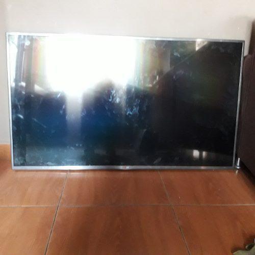 Oferta Vendo Los 3 Televisor. Led Pantalla Rota Al Precio De