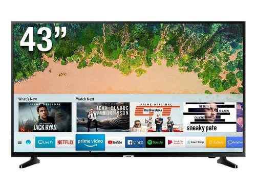 Smart Tv Led 4k Ultra Hd 43 Samsung