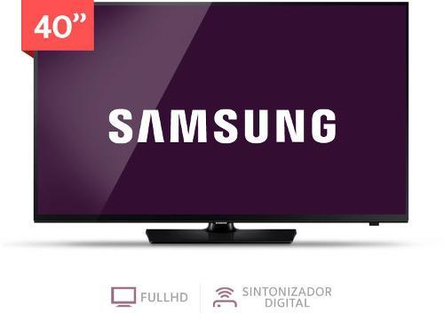Televisor Samsung De 40'' Led Full Hd,perfecto Estado