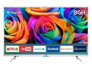 Tv Led 49 Ultra Hd 4k Smart Marca Bgh