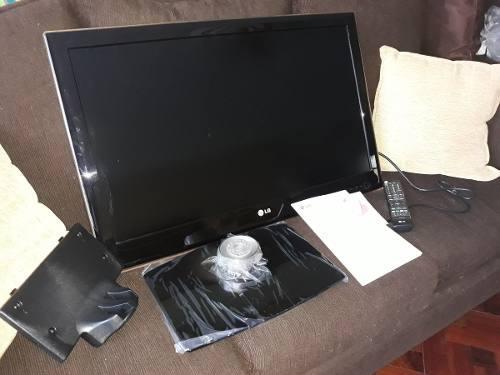 Tv Led Lg Modelo 32lv2500 En Perfecto Estado