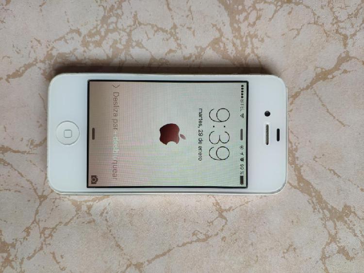 iPhone 4s 16gb Libre de Icloud