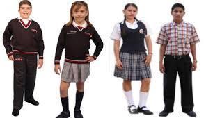 servicio de uniformes para colegios y empresas